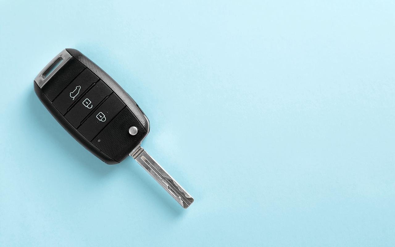 Switchblade Car Key